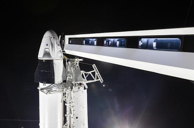 SpaceX could send private citizens to space as soon as 2021