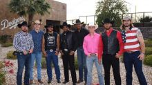 Dodgers rookies put on an epic cowboy-themed fashion show