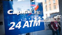There's an off-the-wall reason why Capital One's earnings could take a hit Thursday