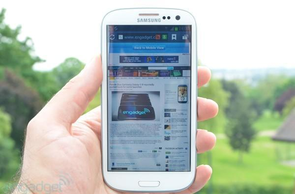 First official Jelly Bean OTA update for the Samsung Galaxy S III lands in Poland