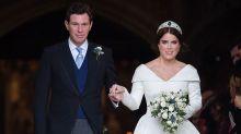英國皇室喜事!尤金妮公主新娘造型大起底!