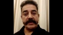 Kamal Haasan makes an 'acting' debut in politics
