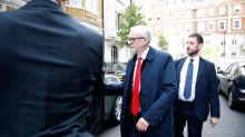 UK's Labour accuses BBC of bias in election coverage
