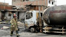 Death toll in Peru tanker explosion rises to 13: ministry