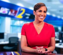Atlanta anchor Jovita Moore tearfully reveals brain tumor diagnosis
