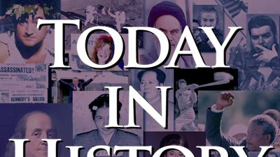 Today in History for October 9th