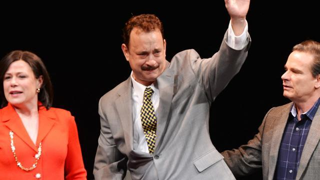 Tom Hanks' Broadway debut: Stars hit red carpet for opening night
