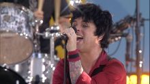 Green Day performs 'Revolution Radio' live in Central Park