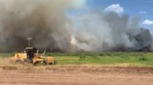 Wildfires Scorch Thousands of Acres in North Texas