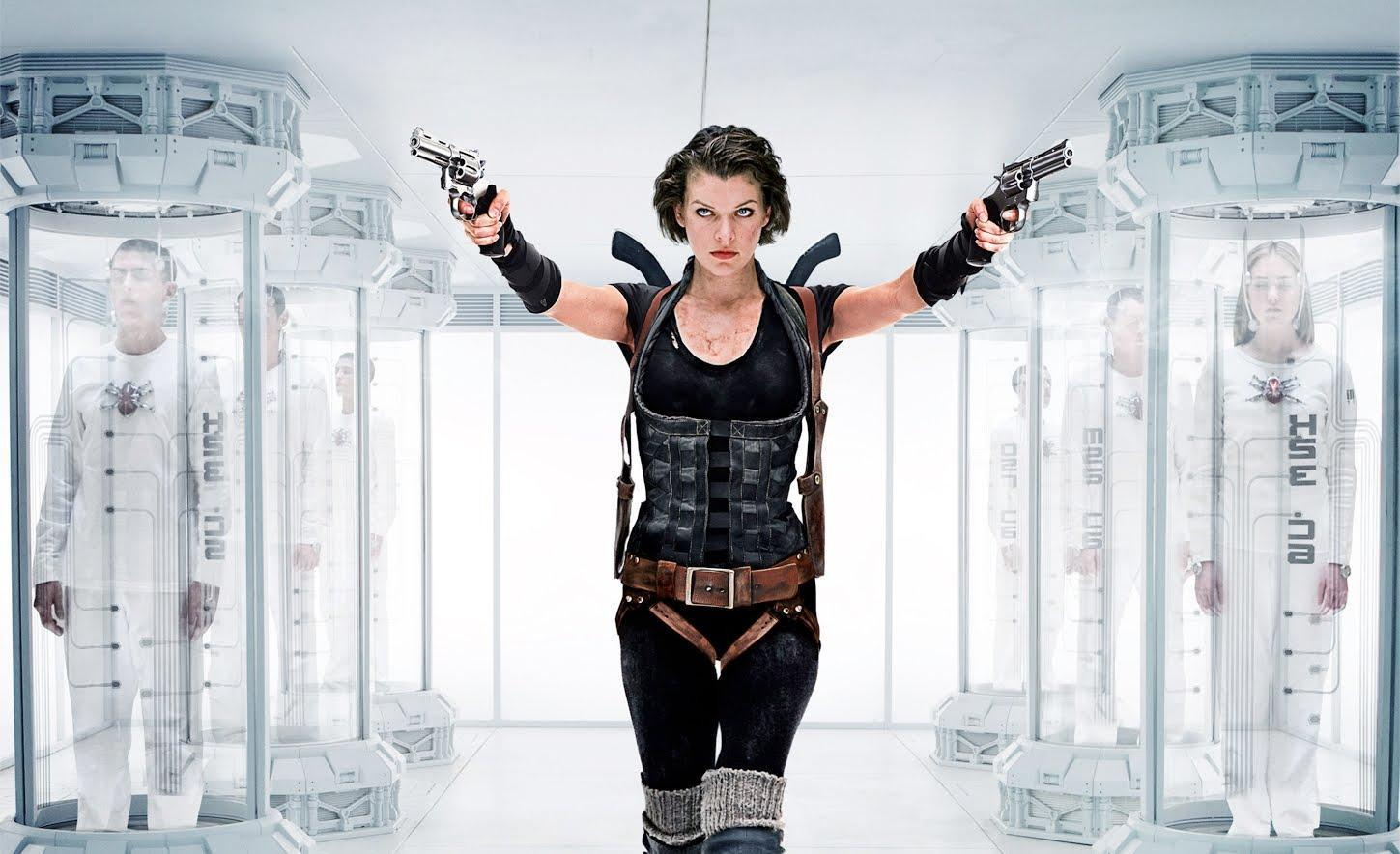 Resident Evil The Final Chapter Teaser Trailer Pits Alice