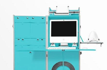 Pinel & Pinel offers up iMac rig carrier, cleverly dubbed iTrunk