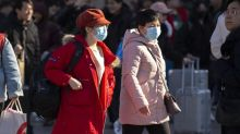 Health experts to greet flights from China