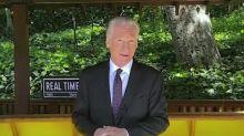 Bill Maher Returns With Backyard Monologue, Vintage Laugh Track in 1st Coronavirus Quarantine Episode