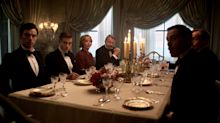 Agatha Christie's 'And Then There Were None' Sneak Peek: Watch the Chilling Dinner Scene