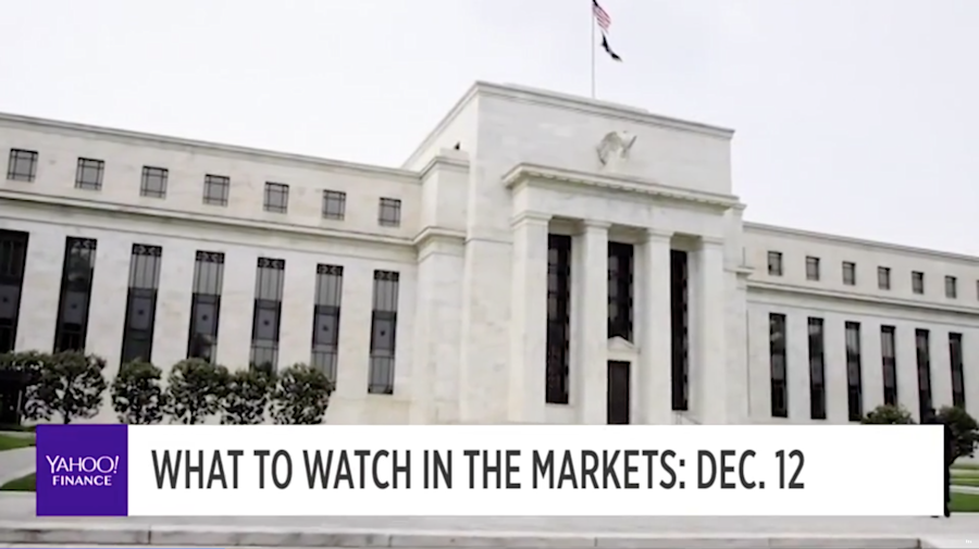 What to watch in the markets: Dec. 12