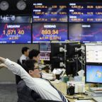 Asian stocks advance ahead of Fed meeting, Tokyo closed