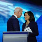 Kamala Harris is Joe Biden's vice-presidential running mate. Here's what the former presidential candidate ran on.