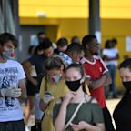 Coronavirus: Government alert level remains at four despite lockdown being eased in England