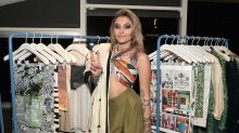 Paris Jackson reveals much more than just her abs in this look