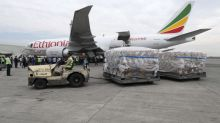 Coronavirus supplies donated by Alibaba's Ma arrive in Africa