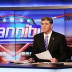 Fox News host Sean Hannity wasted no time attacking President Biden