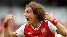 'I can't be a coach with this hair!' – Arsenal star David Luiz will have a trim if he becomes a boss
