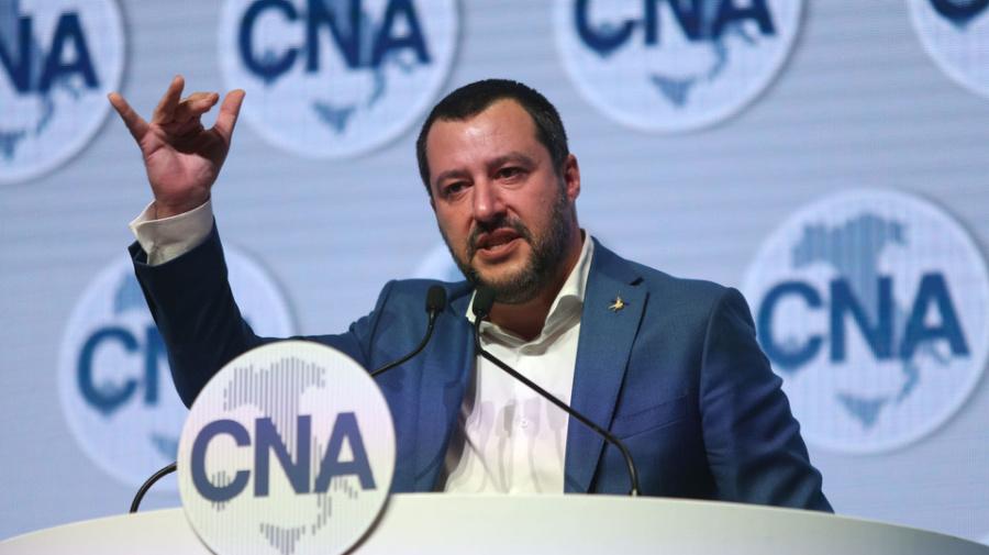 """Inceneritori, resta alta la tensione. Salvini: """"Rifiuti producano utili"""". Di Maio: """"Non sono nel contratto, il problema non si pone"""""""