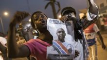 Gambia's Jammeh declares he will stand down