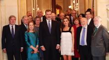 Carmen Lomana critica el vestido de Carmen Lomana