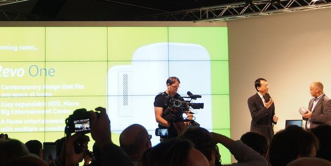 IFA: Acer zeigt Mac Pro Look-A-Like Revo One