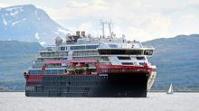 Ao menos 36 tripulantes de cruzeiro estam positivo para a COVID-19 na Noruega