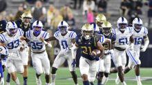 Tech runs past Duke for a 56-33 win