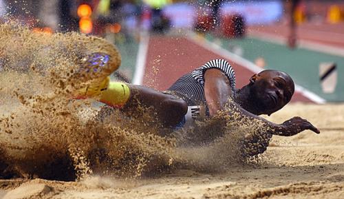 Leichtathletik: Manyonga mit weltweit weitestem Sprung seit 2009
