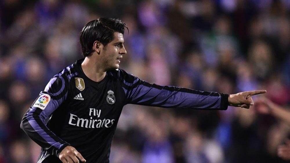 Medien: Morata wird nicht zu Borussia Dortmund wechseln