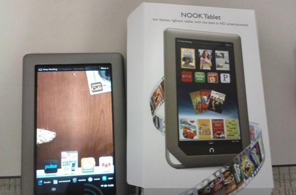 Nook Tablet comes off the shelves one day early for one lucky customer