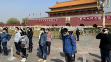 Coronavirus: China mourns Covid-19 victims with three-minute silence