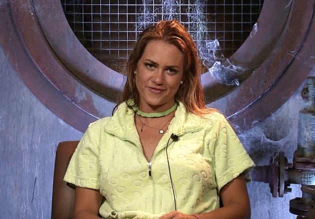 Promi Big Brother Jessica Paszka Erklärt Skurrilen Gemüse Sex Talk