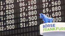 Las bolsas europeas rompen una racha de cinco semanas consecutivas en rojo