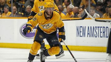 Predators roll the dice again with Sissons deal