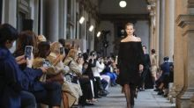 No catwalk masks for Milan as it looks to brighter post-pandemic future