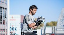Guess who's starting in goal for Sporting Kansas City on Saturday? Hint: he's just 19