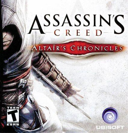 2008's Biggest Blips: Assassin's Creed: Altair's Chronicles