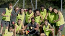 New Liverpool training pictures show Salah, Mane and new signing Tsimikas at pre-season camp in Austria