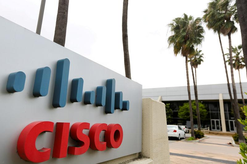Ciscos Software Push Fuels Quarterly Beat Strong Forecast