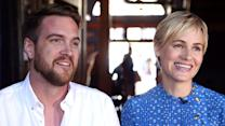 Patrick Brice and Judith Godrèche at SXSW 'The Overnight' Interview