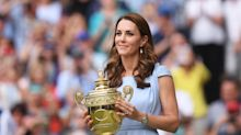 Duchess of Cambridge tells fellow tennis fans Wimbledon will be 'worth the wait' in video message