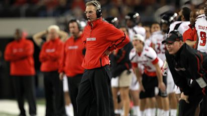 Tuberville calling Texas Tech game after 'Iraq' dig