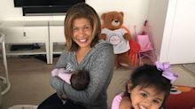 Hoda Kotb adopts a second daughter at 54