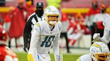 Pair of Chargers named to PFWA 2020 All-Rookie team