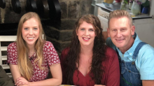 'My job is to love her': Rory Feek says daughter's coming out challenged his faith